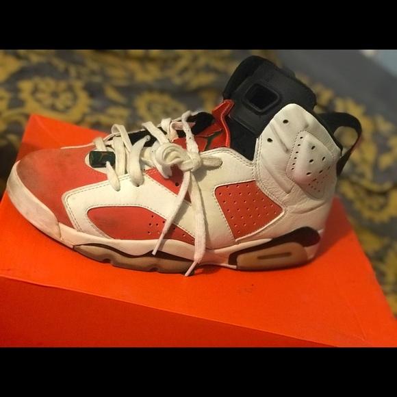 newest 79259 d3e03 Air Jordan Gatorade 6s